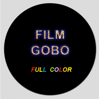 Film-Gobo-Disc-Color