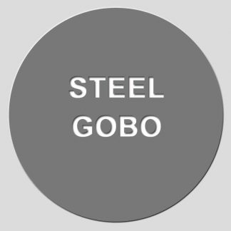 Steel-Gobo-Disc